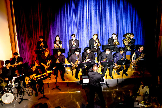 In the Mood Jazz Concert