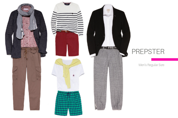 Prepster Collection