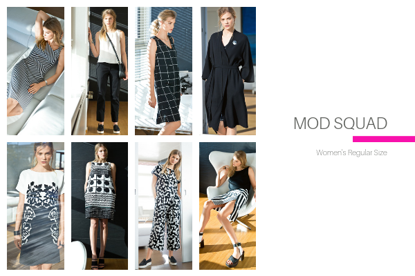 Mod Squad Collection