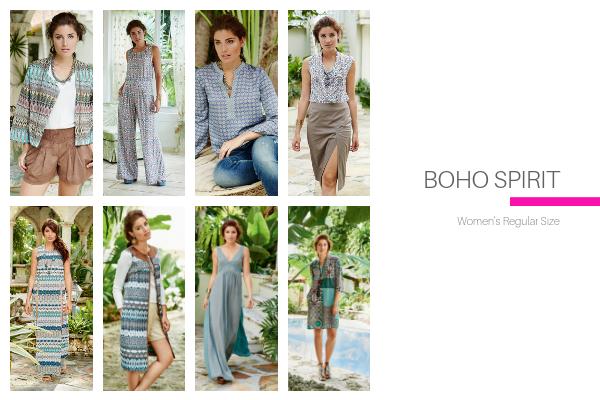 Boho Spirit Collection