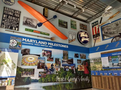 Maryland Milestones/Anacostia Trails Heritage Area Visitor Center, Hyattsville, Maryland
