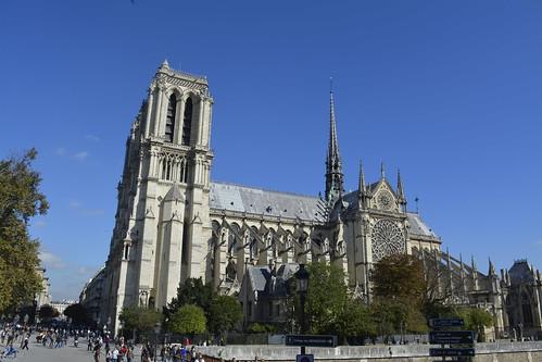 Notre Dame 2016 vista general