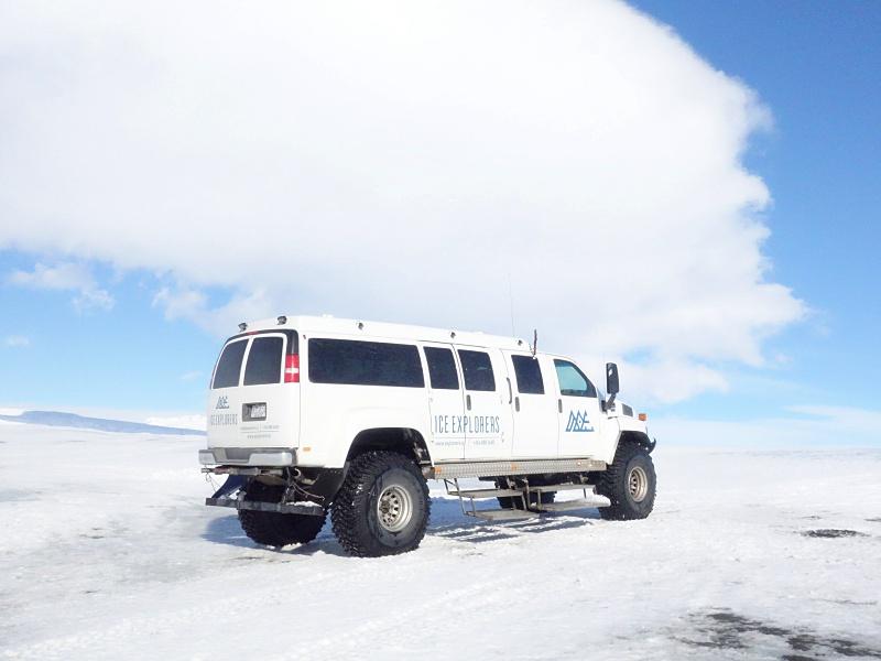 Ice Explorers Iceland