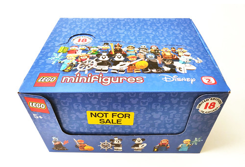 LEGO Disney Series 2 Collectible Minifigures (71024)