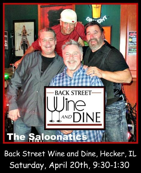 The Saloonatics 4-20-19