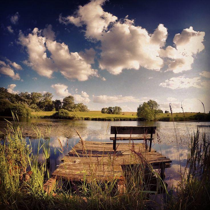 Landscape pictures – Blütenberg 2