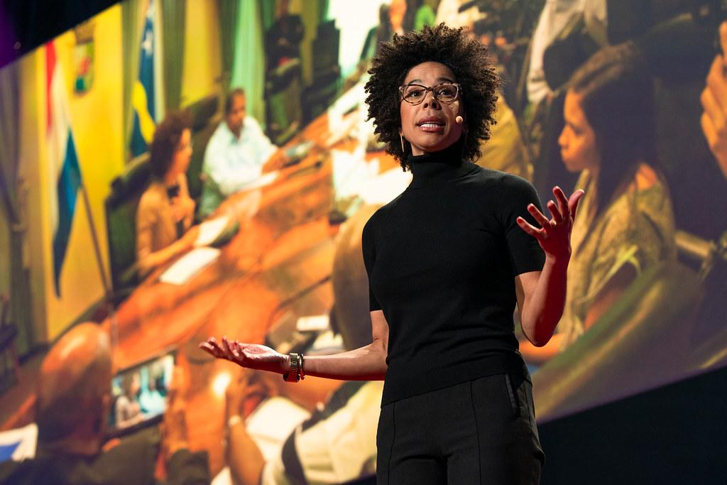 TED2019_20190416_2RL7603_1920 | Ayana Elizabeth Johnson spea… | Flickr