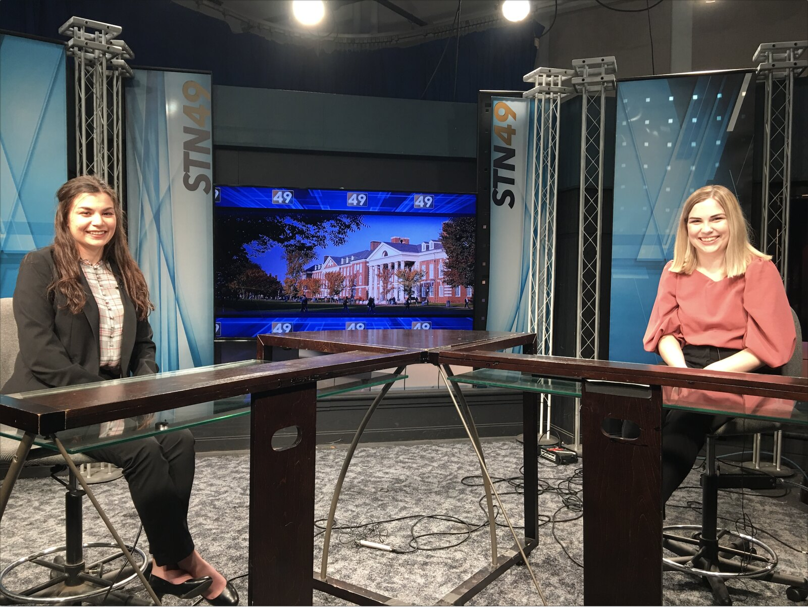 SGA candidates debate mental health, public relations and other student life issues