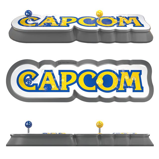 收錄 16 款街機名作!卡普空發表隨插即用電視遊戲主機『Capcom Home Arcade(カプコン ホーム アーケード)』