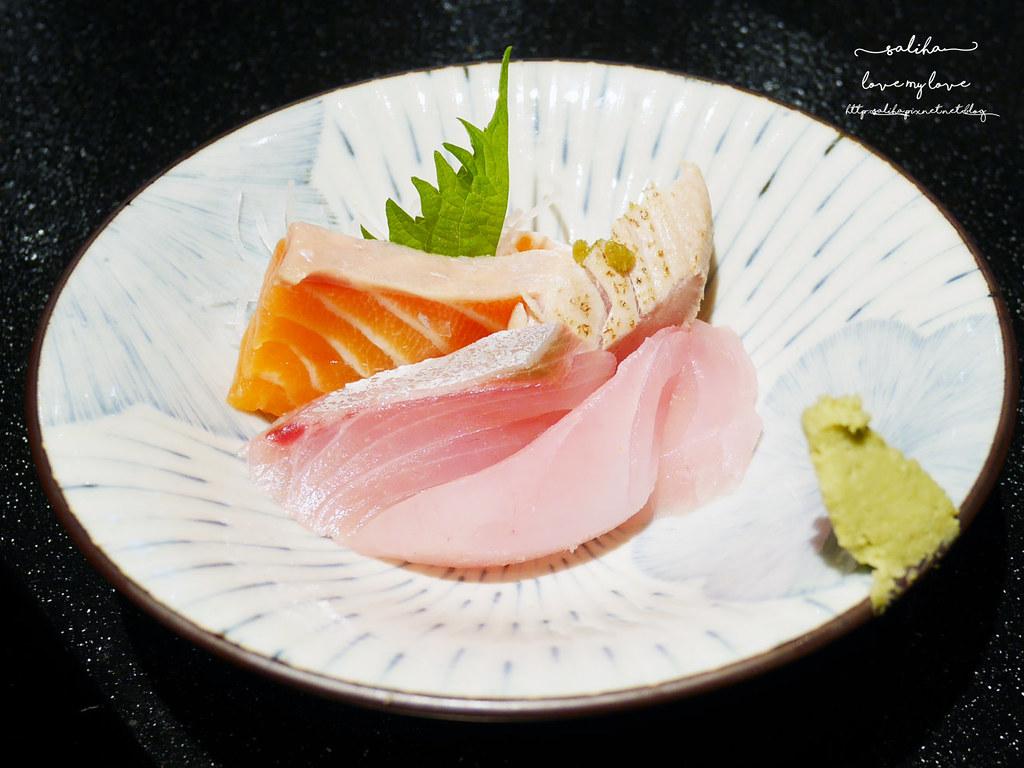 台北東區竹苑shabu高級鍋物海鮮好吃火鍋生魚片日式料理