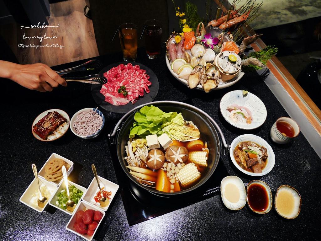 台北東區竹苑shabu高級鍋物海鮮好吃火鍋食記心得