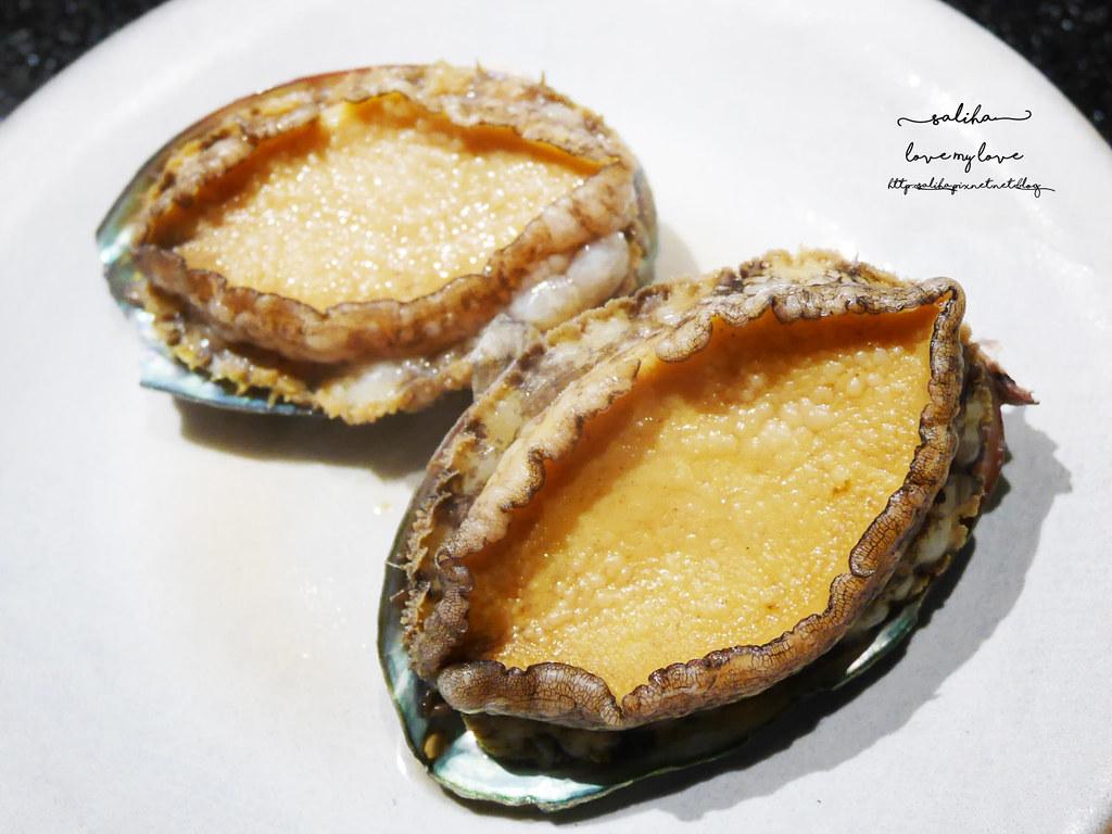 台北東區竹苑shabu高級鍋物海鮮好吃火鍋活體海鮮鮑魚螃蟹 (1)