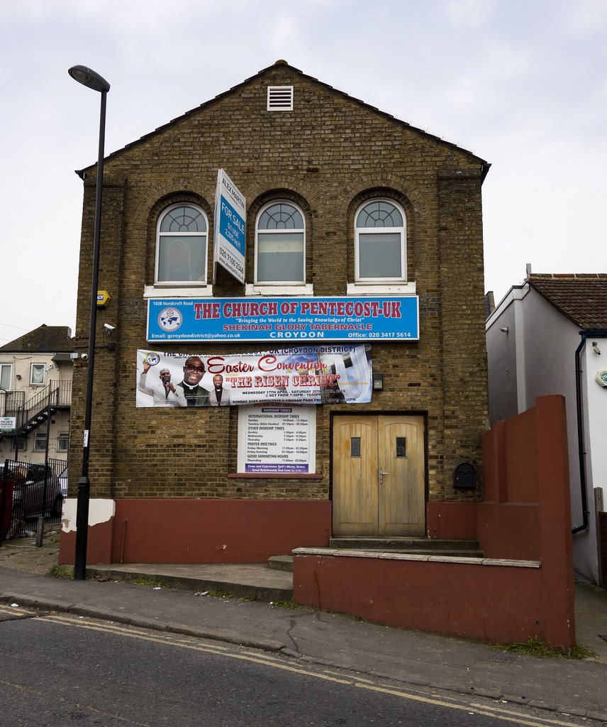 The Church of Pentecost, Croydon