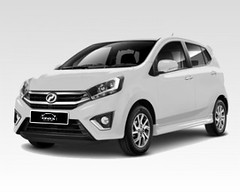 Monthly car rental perodua axia