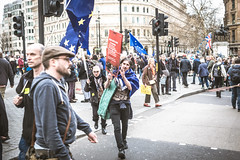 Put it to the People march - London, march 2019