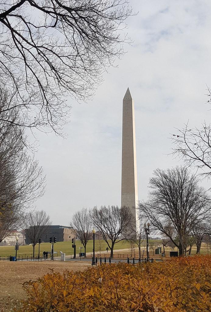 Wayfaring Washington: National Mall (West) and Arlington