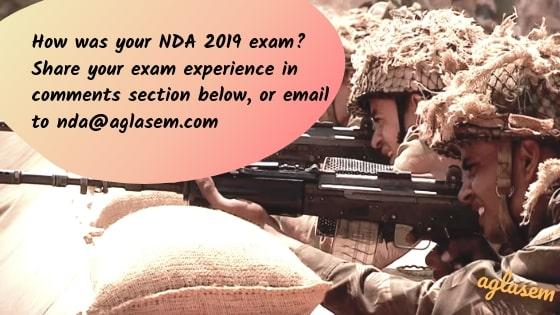 NDA Answer Key