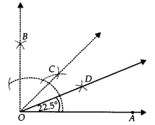 NCERT Solutions for Class 9 Maths Chapter 11 Constructions Ex 11.1 q3A