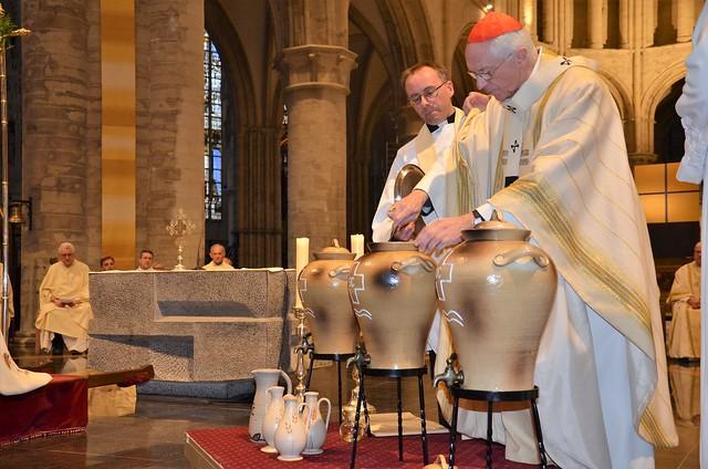 16/04/2019 Messe Chrismale à la Cathédrale