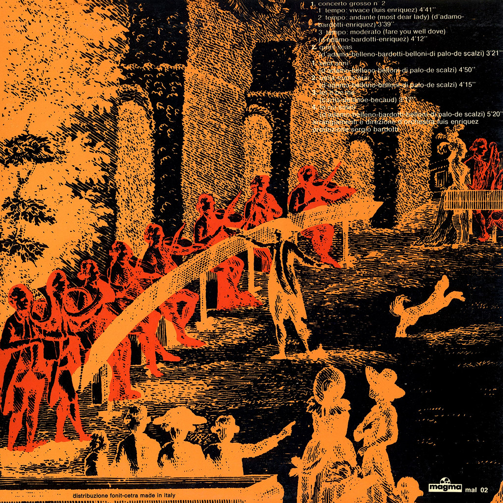 New Trolls - Concerto Grosso 2
