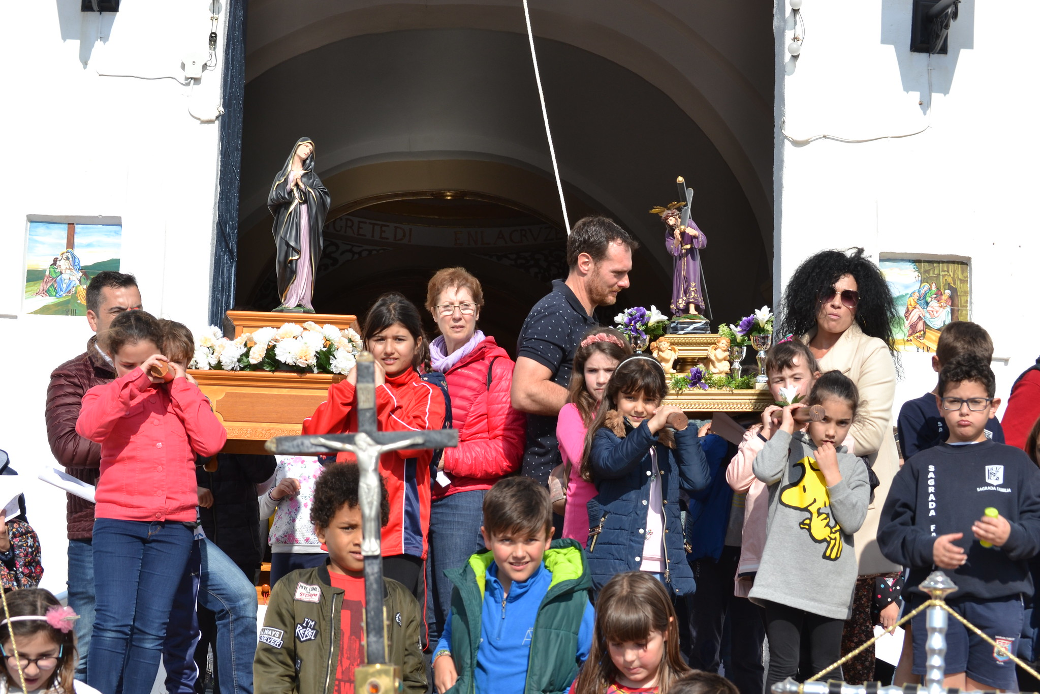 (2019-04-12) - III Vía Crucis jóvenes - Diario el Carrer (10)