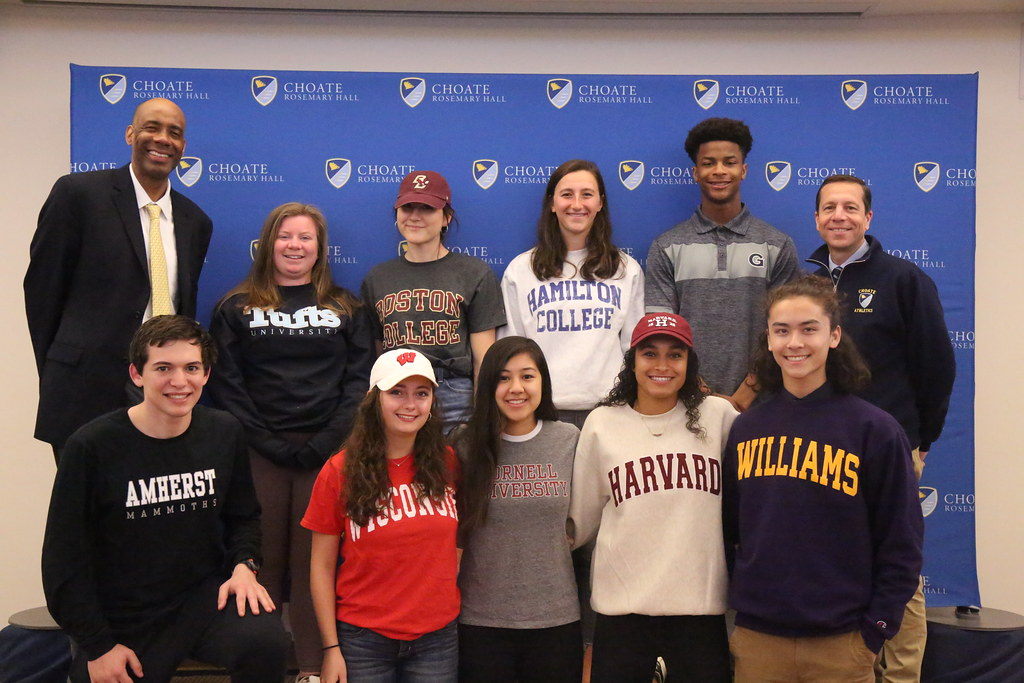 April 17, 2019 - Athletic Signing Day