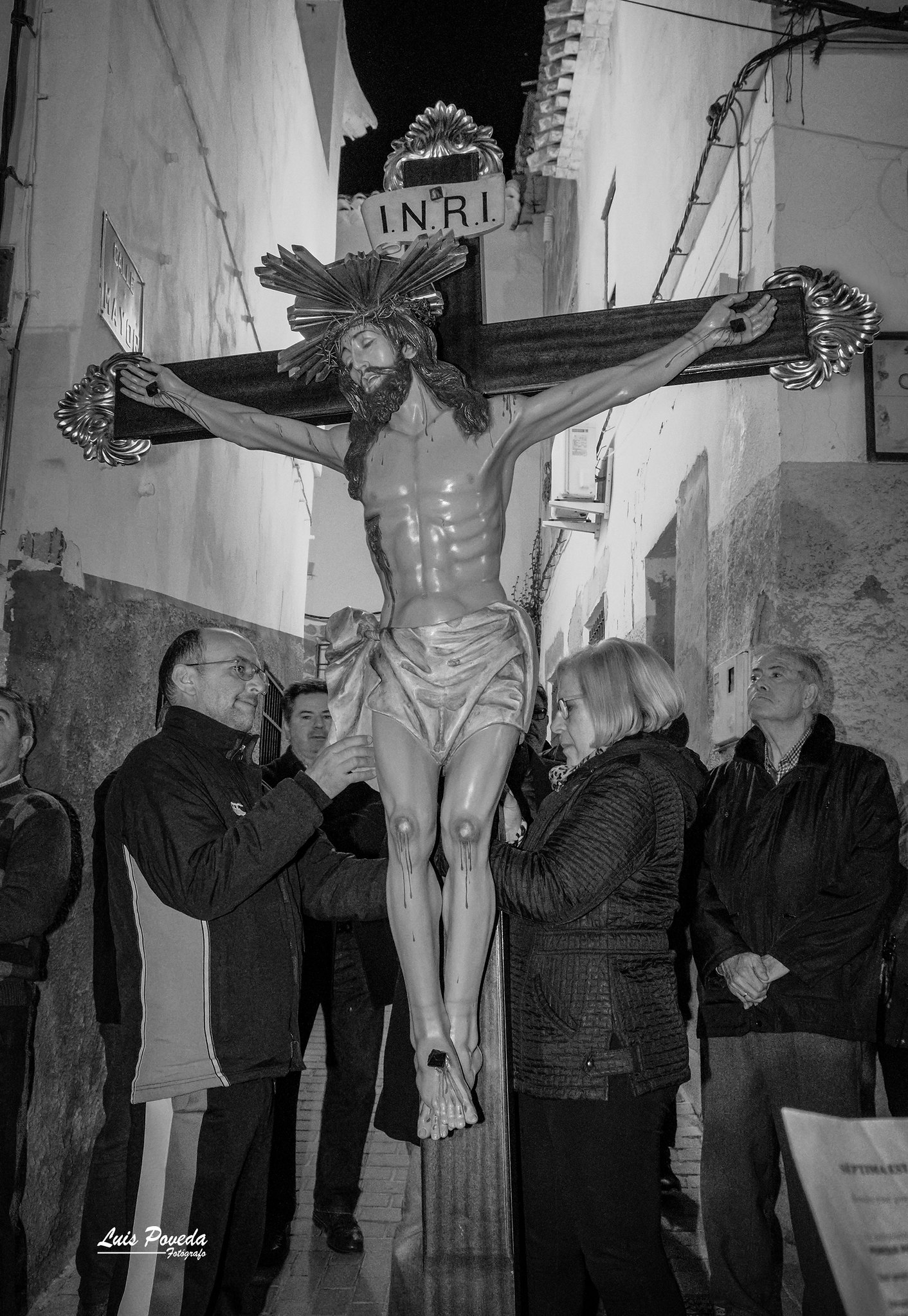 (2019-04-12) - X Vía Crucis nocturno - Luis Poveda Galiano (10)