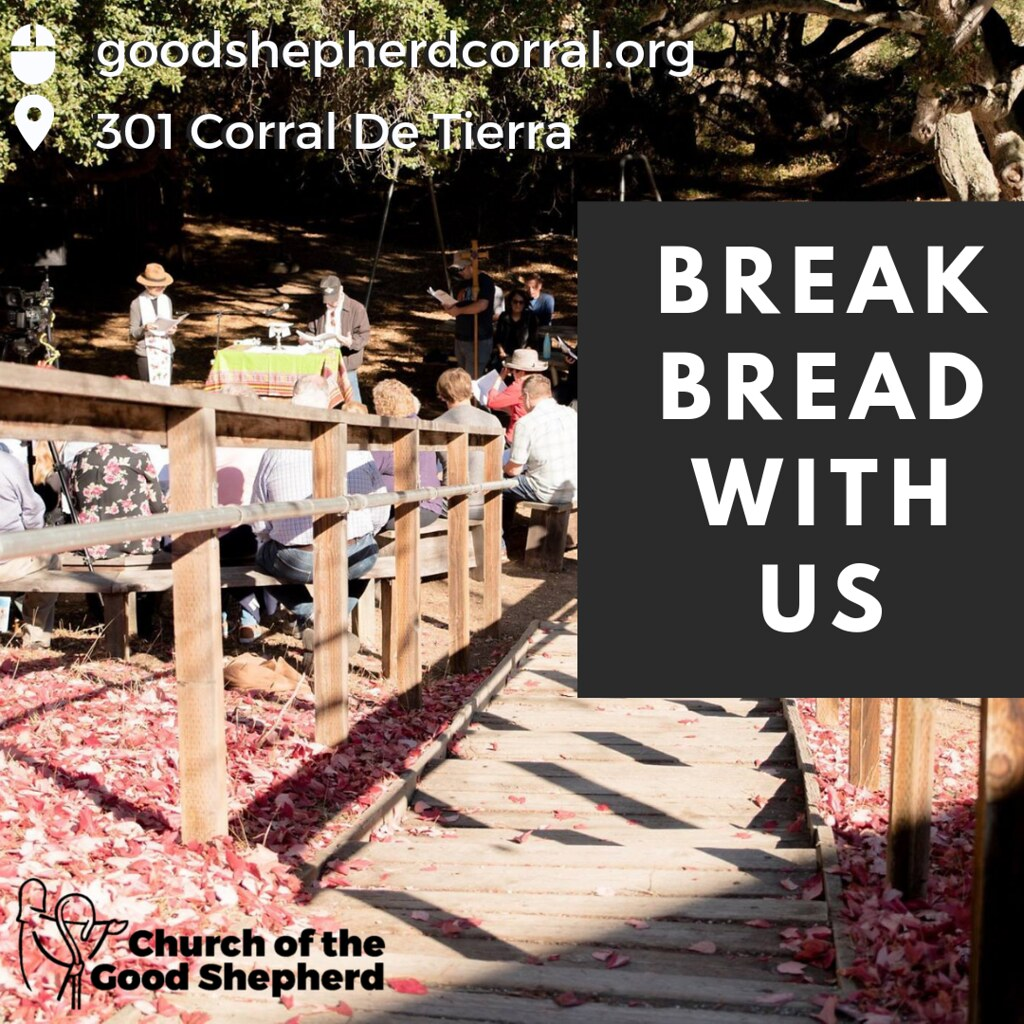 Break Bread With Us