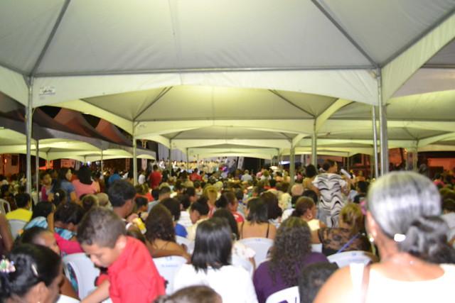 Missa da Unidade - Iguaí - parte II