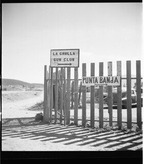 Aplin: Baja Mexico Signs 1948