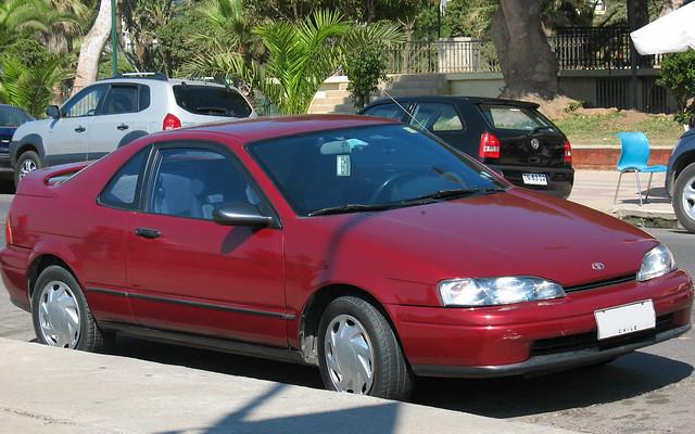 Toyota Paseo 1993
