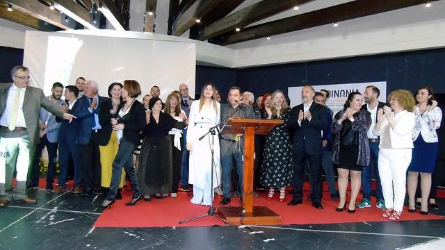 Παρουσίαση υποψήφιων δημοτικών συμβούλων της «Κοινωνίας Πολιτών» του Γιάννη Λιβιτσάνου