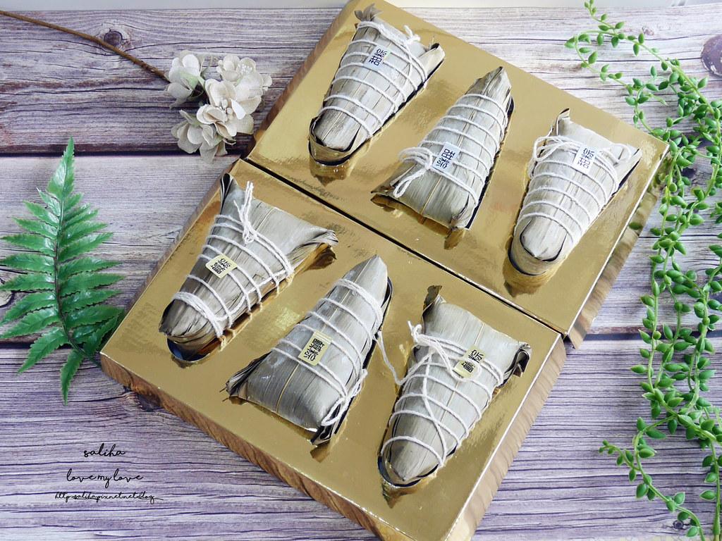 端午節送禮好吃素食禮盒推薦百喬食品素粽甜粽 (2)