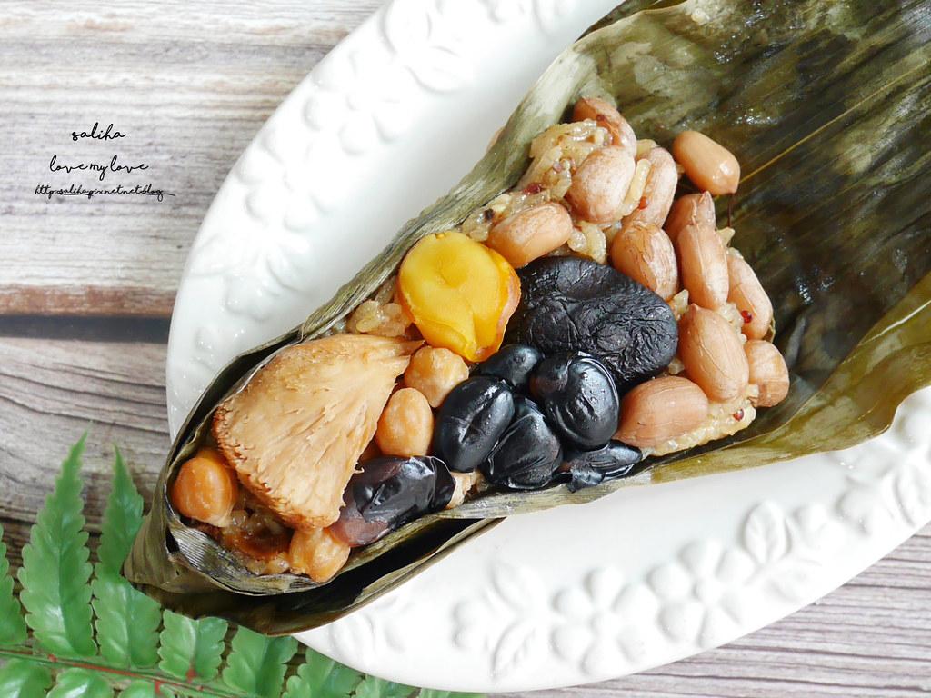 好吃素食禮盒推薦百喬食品素粽甜粽 (7)