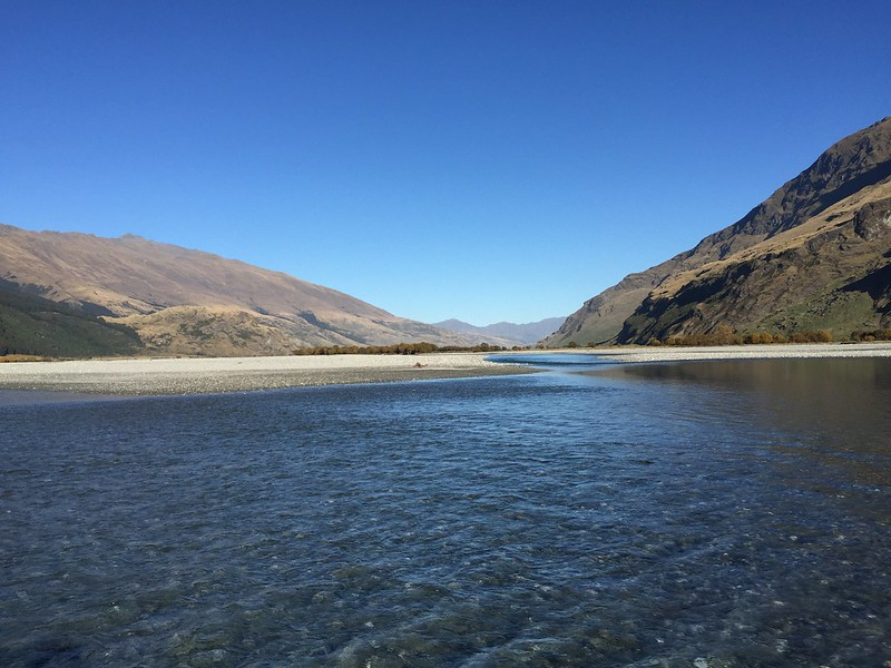 Central Otago Experiences - River Journeys Jet Boat Tour