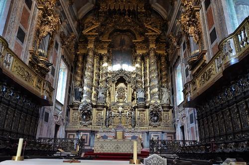 Portugal - Oporto - Catedral de la Sé