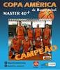 Campeão Copa América Master 40+