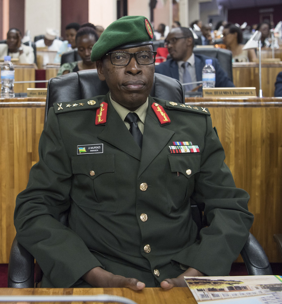 Swearing in of Judges, Member of Parliament and RDF Army C