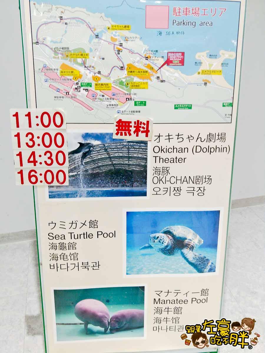 沖繩美麗海水族館-4