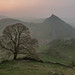 Parkhouse Hill from Chrome Hill, Peak District, UK by Re:Photography - Thanks for all the comments :-)