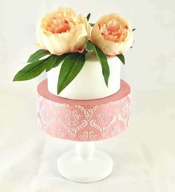 Cake by Jessica Ayling of JessiCakes