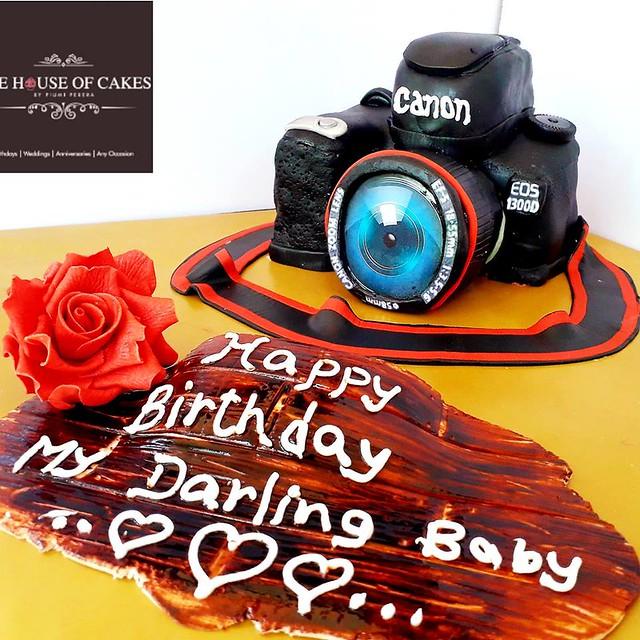 Cake by Imali N Sashi Halneththi of The House of Cakes