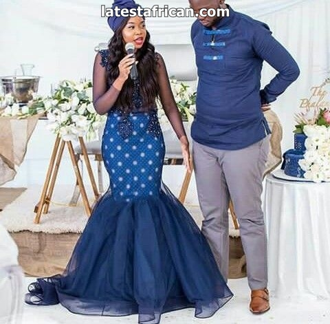 Latest African Dresses for Women 2019