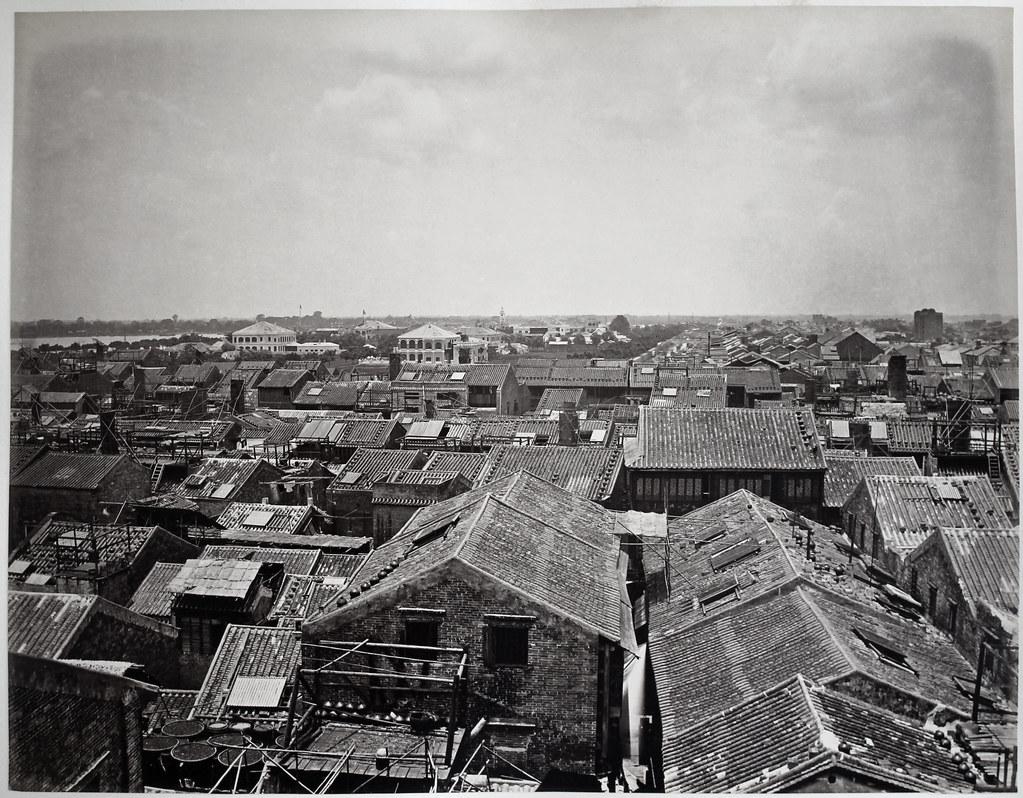 Hotz collection: Guangzhou City Centre, ca. 1870
