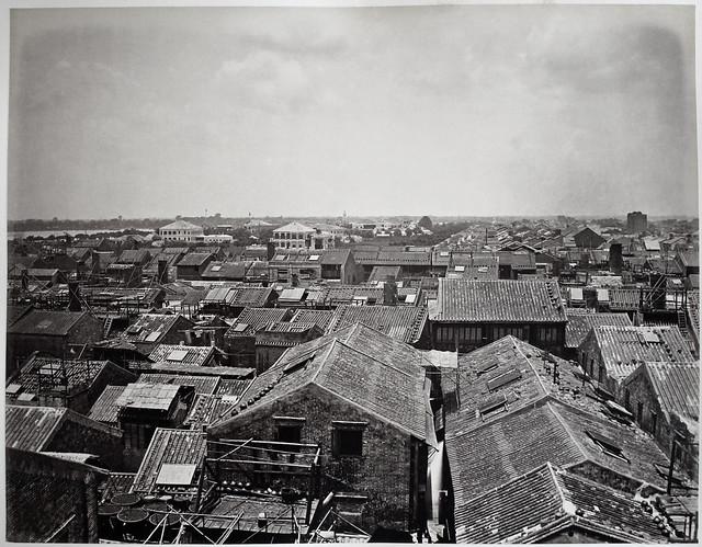 Hotz collection: Guangzhou City Centre, ca. 1870