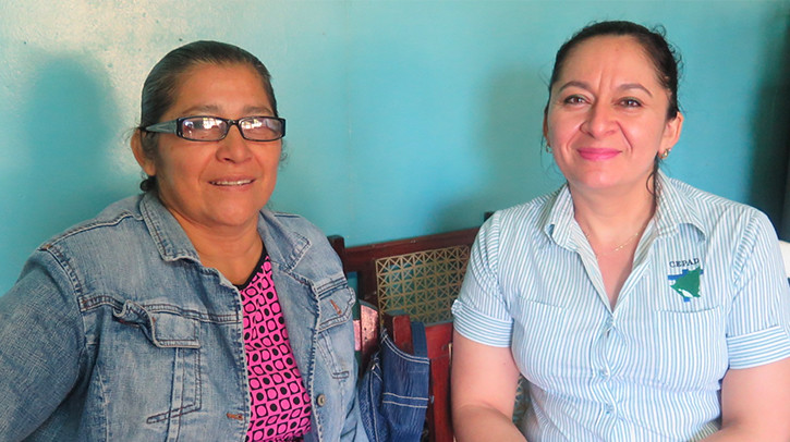 Nicaragua Earth Day 2019_Juana