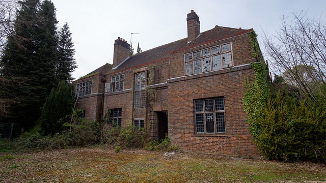 Hurtmore House