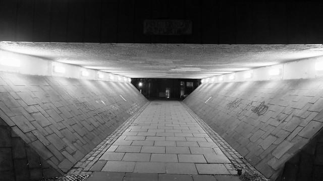 Portal from Light to Dark
