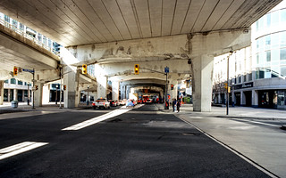 Under the Gardiner at Yonge 3 | by Bill Smith1