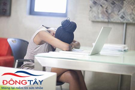 Môi trường làm việc căng thẳng có thể làm tăng khả năng mắc tiểu đường type 2.